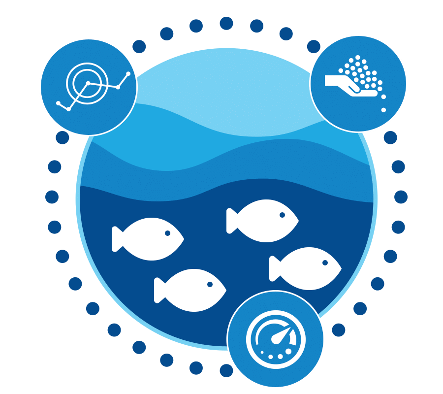Efficient management of broodstock fish using aquaculture software