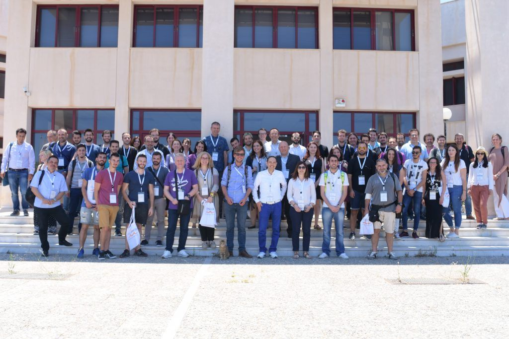 Students, researchers and scientists participated, cooperated and brainstormed on several challenges.